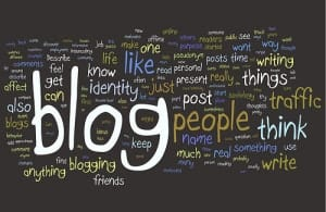 why blogger?