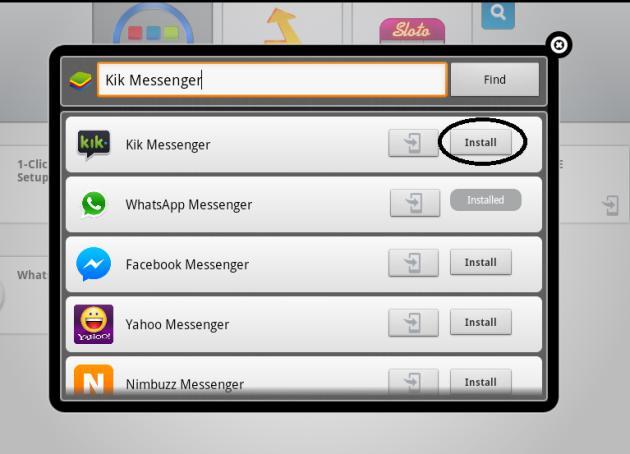 Kik-Messenger-free download