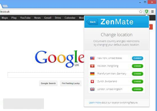 facebook page name changer- Zen Mate Extension