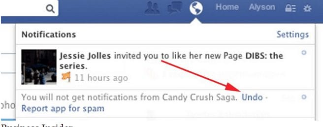 stop candy crush requests for - PC