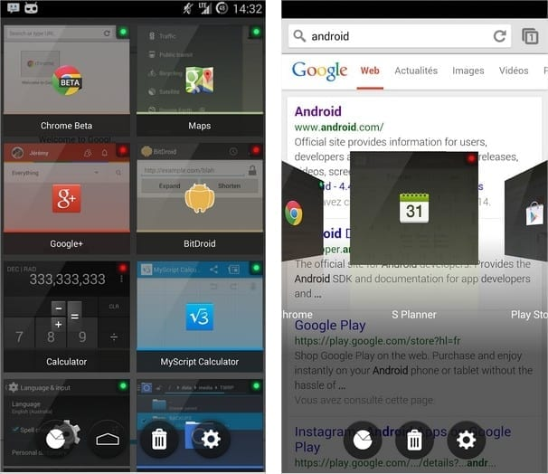 How Install 3D Lollipop Recent Apps Menu
