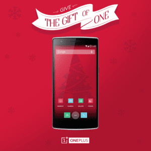 OnePlus One for Sale without Invite | Ships in time for Christmas