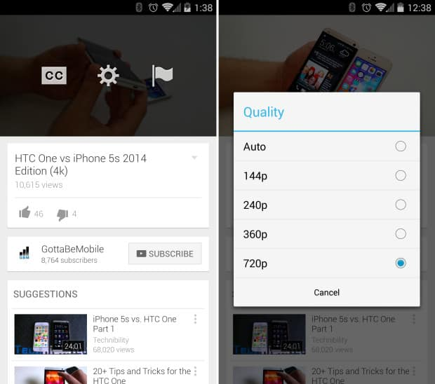 Watch YouTube Videos Offline and View Them Later By Saving YouTube Videos