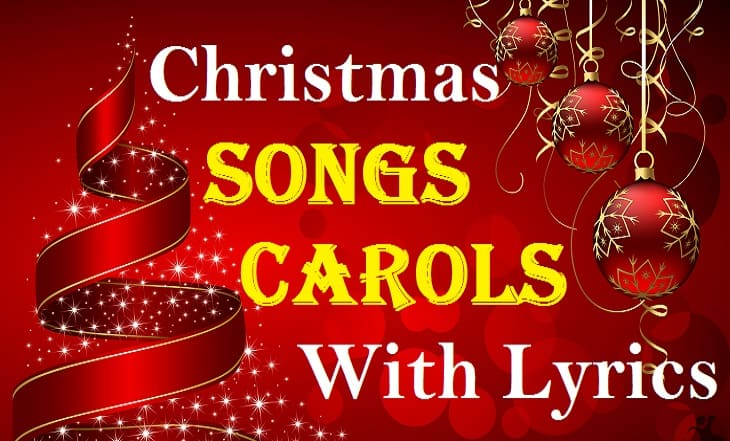 Miraculous Best Merry Christmas 2014 Songs Poems Carols With Lyrics And Chords Easy Diy Christmas Decorations Tissureus