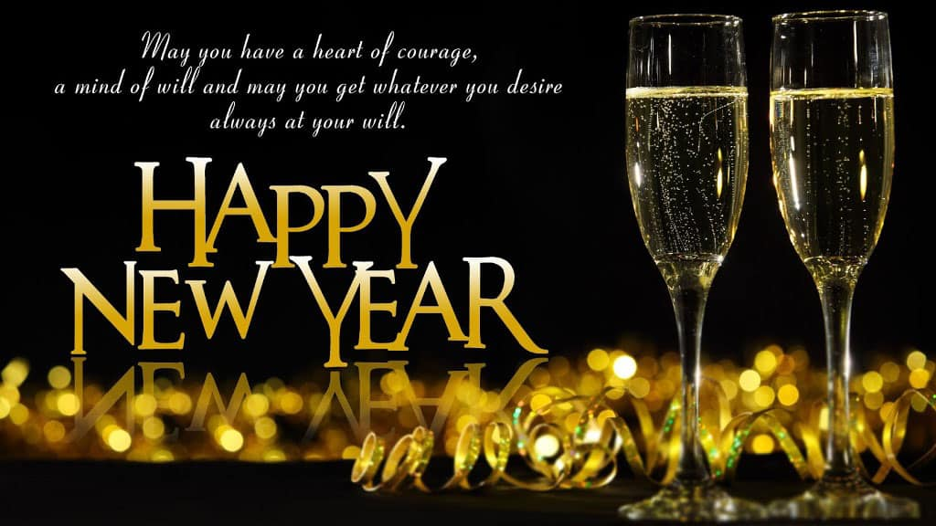 Happy New Year 2015 HD 3D Animated Images Free Download