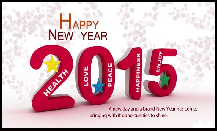 Happy New Year 140 160 Character SMS Quotes Messages