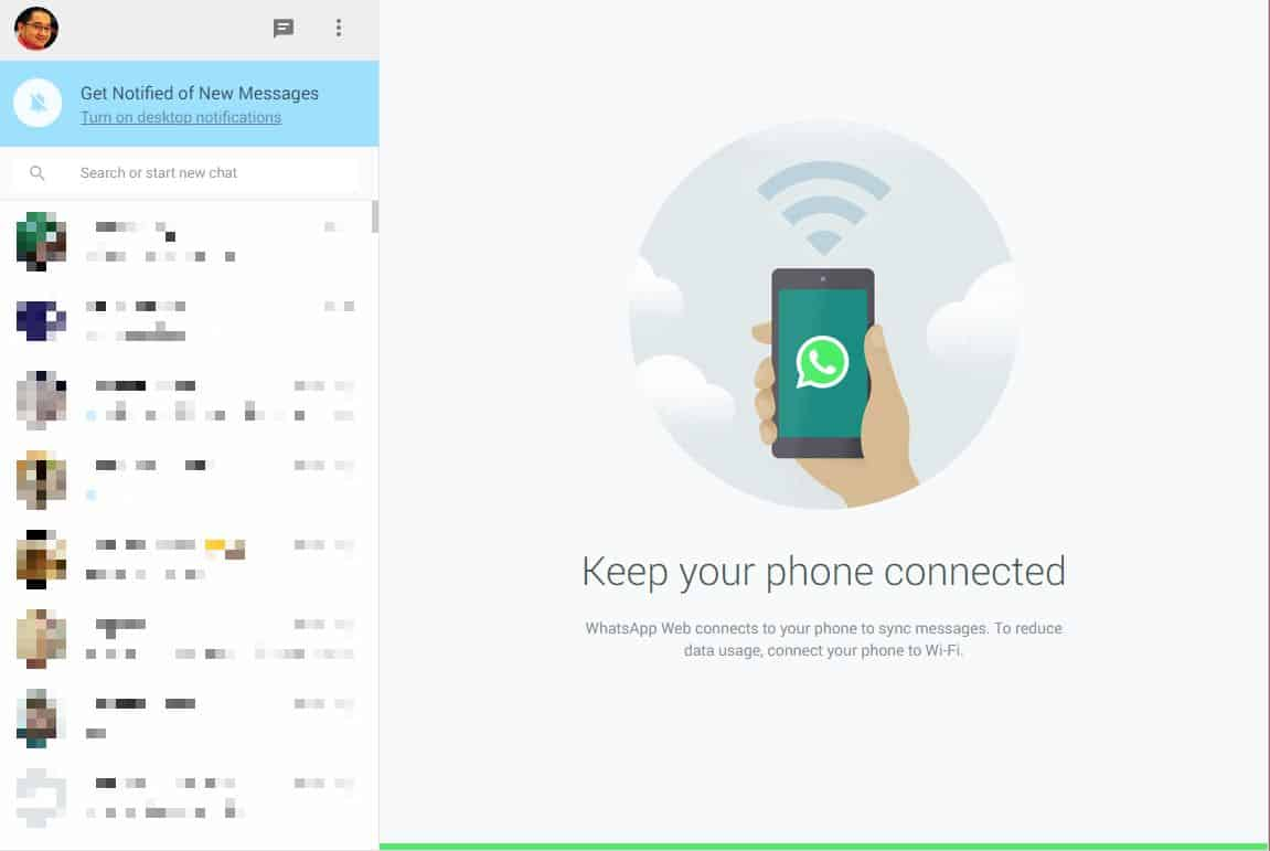 WhatsApp Releases Web Client WhatsApp Web Allowing Users to Use it on Web Browser