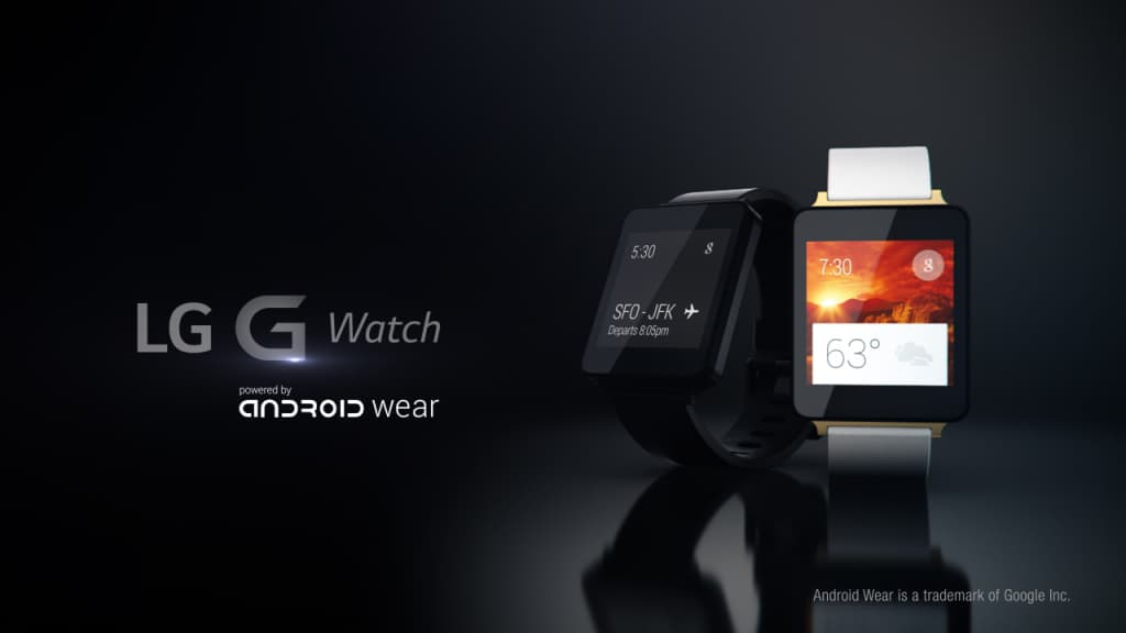 Comparison of Apple iWatch vs Moto 360 vs LG G Watch