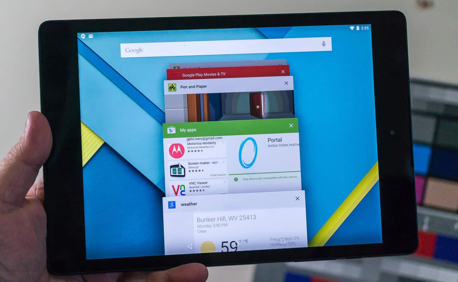 Nexus-9-apps