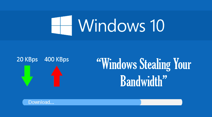 disable delivery in windows 10