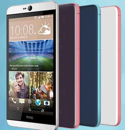 HTC's New 5.5-inch Desire specs& review