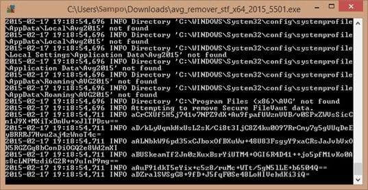 Best AVG Removal tool