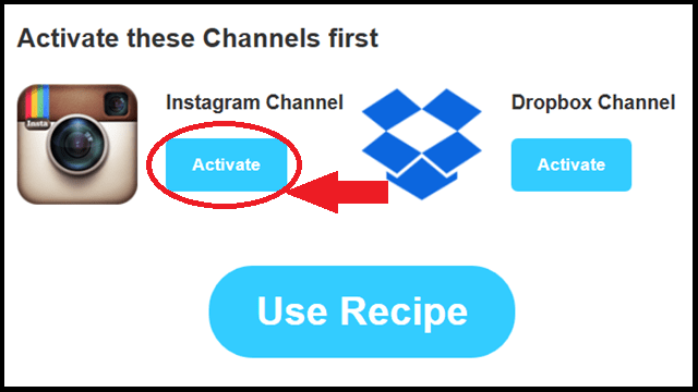Download Instagram Videos to Google Drive Using IFTTT