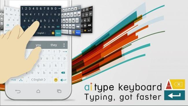 ai.type keyboard type faster