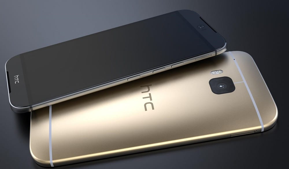 HTC One M9: Design and Display