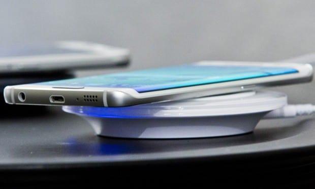 Galaxy S6 Wireless charging