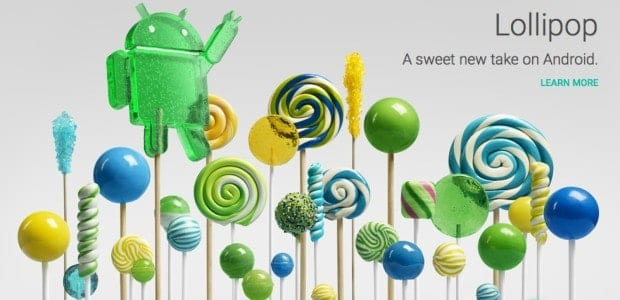 HTC One M9: Software Android 5.0 lollipop