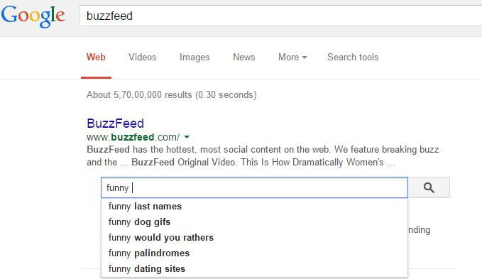buzzfeed example