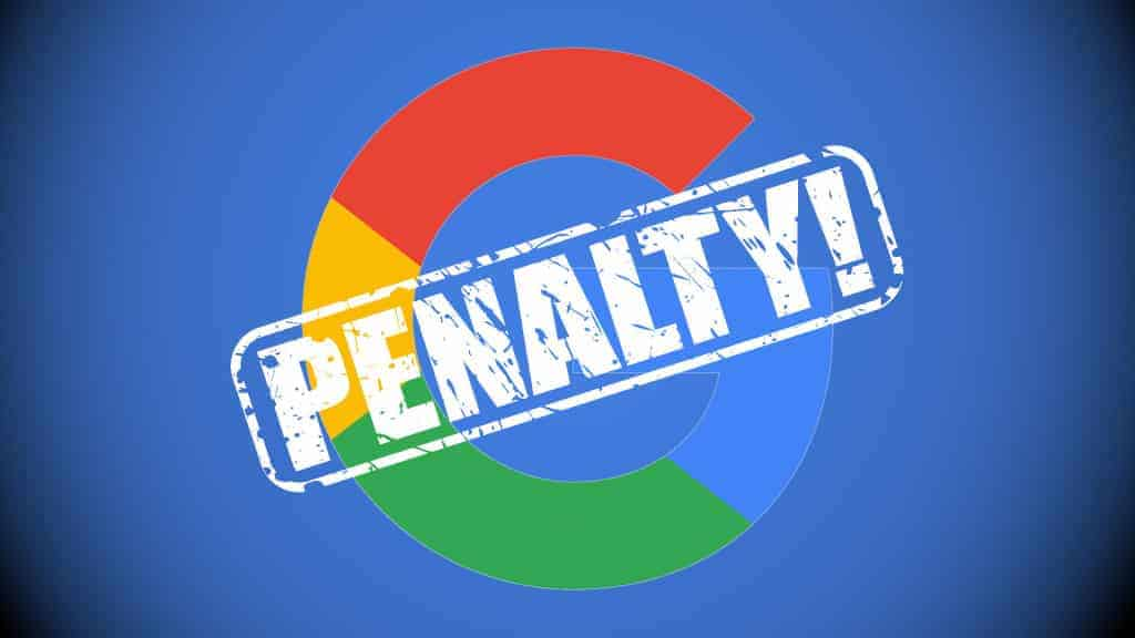 SEO Algorithm Penalty on Doorway Pages by Google