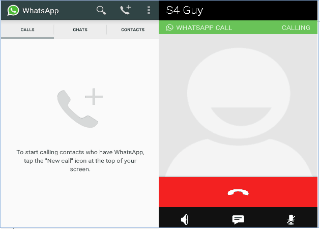 Activate WhatsApp Voice-Calling for iOS Devices