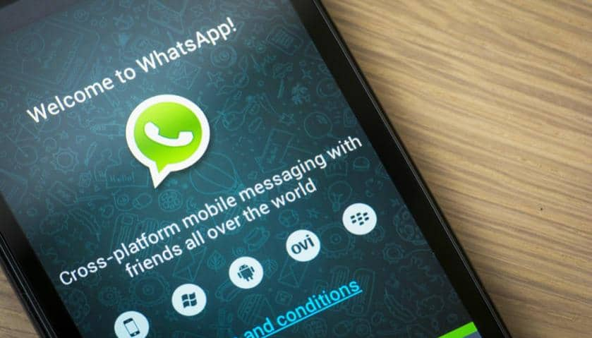download whatsapp with material design