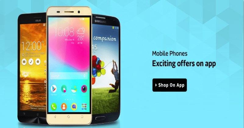 latest smartphones on flipkart