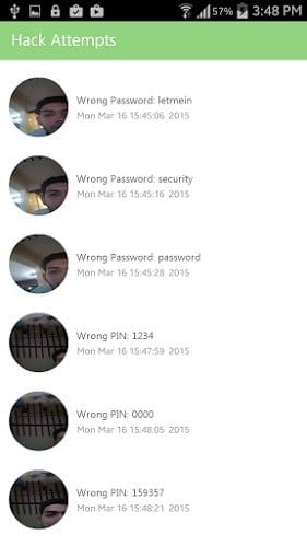 Hack Attempt Monitoring