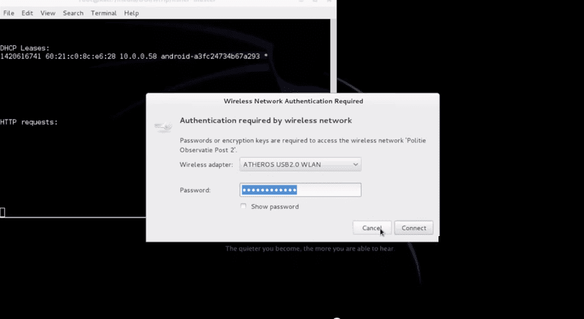 How to hack wifi password wep wpa and wpa2 networks method two to hack wifi network using wifiphisher4 ccuart Image collections