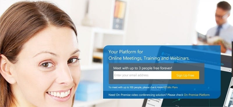 Free Video Conferencing, Web Conferencing, Online Meetings, Screen Sharing  EZTalks