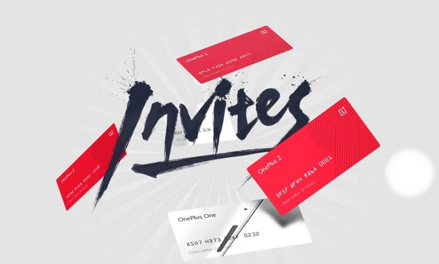 How to get invites for OnePlus 2