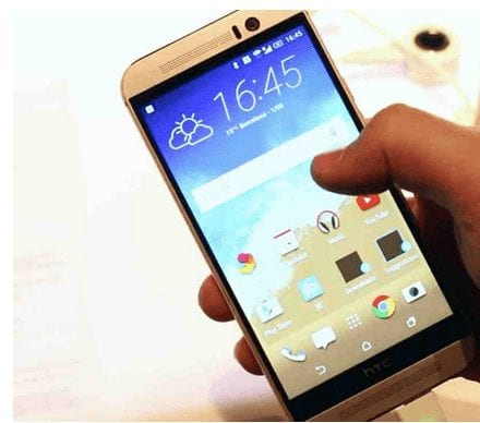 Problems with HTC One M9- Double Tap