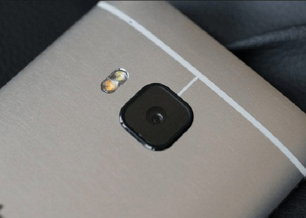 Problems with HTC One M9- sapphire glass camera