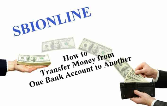 Move Money Between Banks