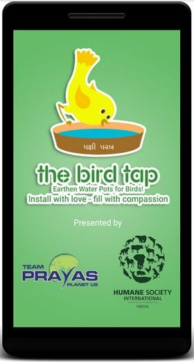 The Bird Tap App