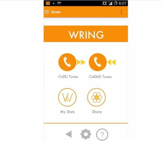 Wring Free Caller Ringtones - Android Apps on Google Play