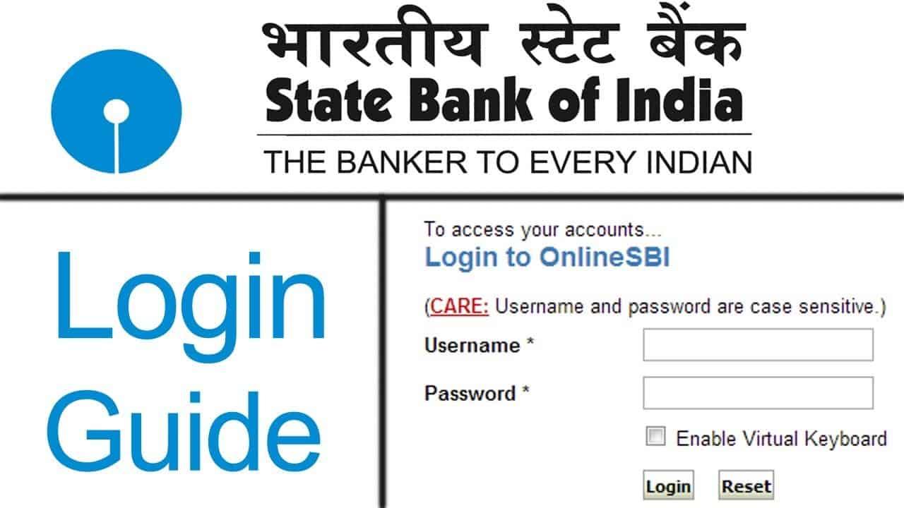 Reset Forgot Online Sbi Netbanking Login Profile Password