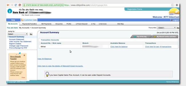 Login in into your Internet Banking website with your login details.  sc 1 st  All Tech Buzz : wiring money to bank account - yogabreezes.com