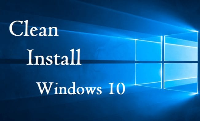 5 Different ways to install Windows 10 on your PC