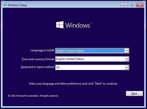 Dualboot- Windows 10 -Languages to Install