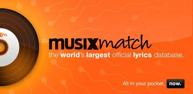 Musixmatch - music recognition app