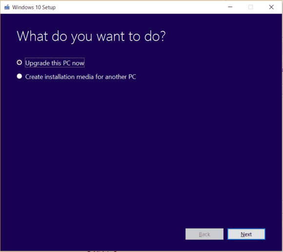 Upgrade your PC to Windows 10