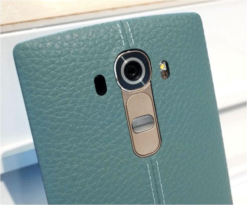 7 reasons to buy LG G4- futuristic design