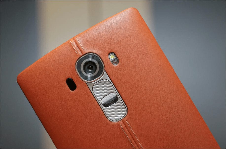 Amazing Camera with Advanced Features - LG G4