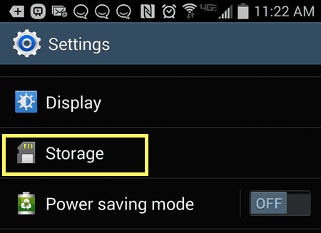 Clear complete cache data on Android