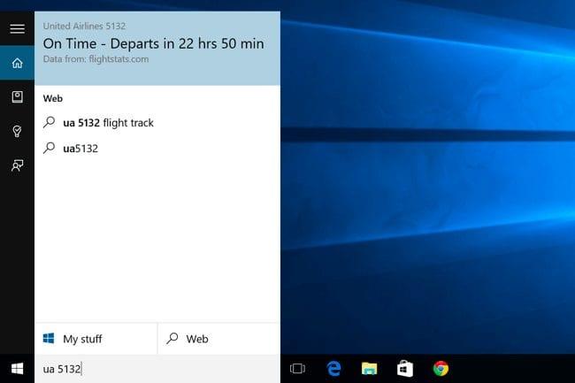 Cortana -Tracks every move of the user