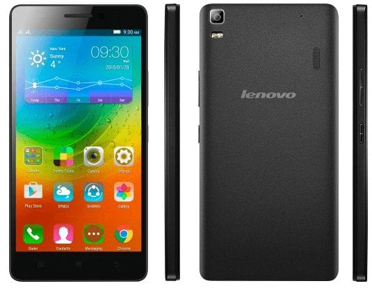 Lenovo A7000 best android smartphone 2015