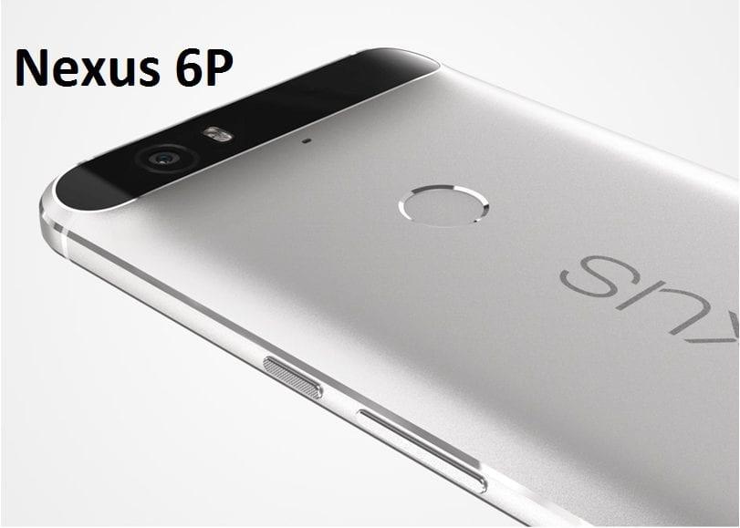 Nexus 6P features