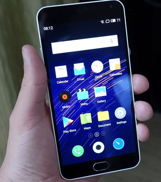 Top 10 Android Mobiles 2015-Meizu M2 Note