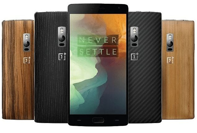 Top 10 Android Mobiles 2015-OnePlus 2