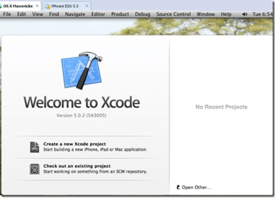Xcode - SDK